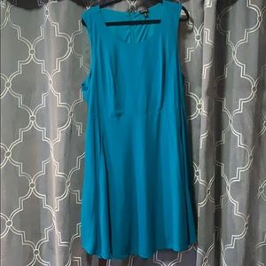 Torrid Deep Green Blue Dress